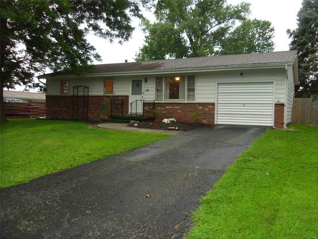 106 Terrace Street, Bethalto, IL 62010 (#20056981) :: The Becky O'Neill Power Home Selling Team