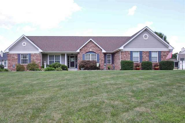 1955 Messinger Trail, Shiloh, IL 62226 (#20057008) :: The Becky O'Neill Power Home Selling Team