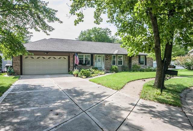9727 Canterleigh, St Louis, MO 63123 (#20057009) :: The Becky O'Neill Power Home Selling Team