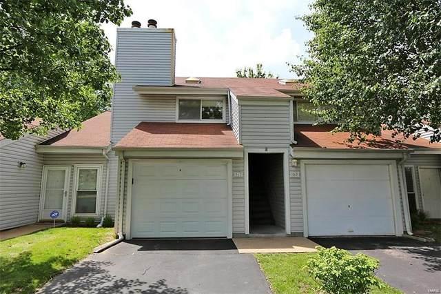 567 Greenway Chase, Florissant, MO 63031 (#20057032) :: Matt Smith Real Estate Group