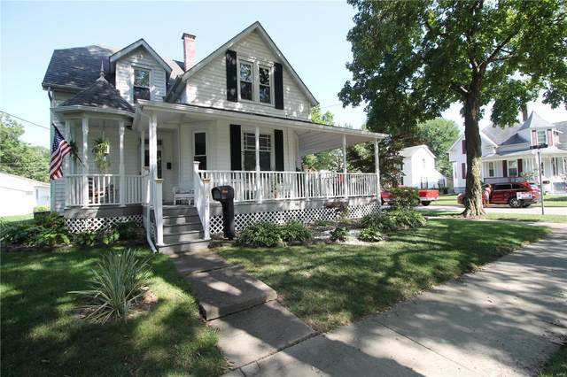 721 Pine St., Highland, IL 62249 (#20057034) :: The Becky O'Neill Power Home Selling Team