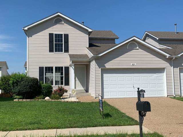 621 Fair Bluff Drive, Wentzville, MO 63385 (#20057039) :: The Becky O'Neill Power Home Selling Team