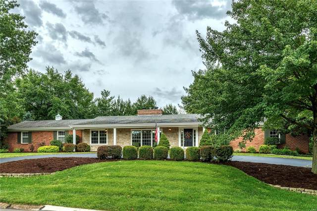 1815 Gray Drive, St Louis, MO 63131 (#20057070) :: The Becky O'Neill Power Home Selling Team