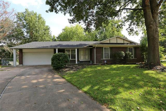 14449 Rosant Court, Florissant, MO 63034 (#20057081) :: The Becky O'Neill Power Home Selling Team