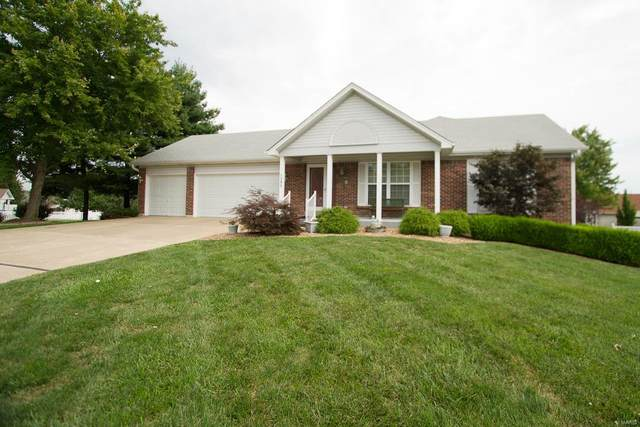 1353 Apple Valley Drive, O'Fallon, MO 63366 (#20057088) :: The Becky O'Neill Power Home Selling Team