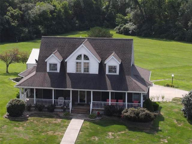9141 County Road 418, Hannibal, MO 63401 (#20057103) :: The Becky O'Neill Power Home Selling Team