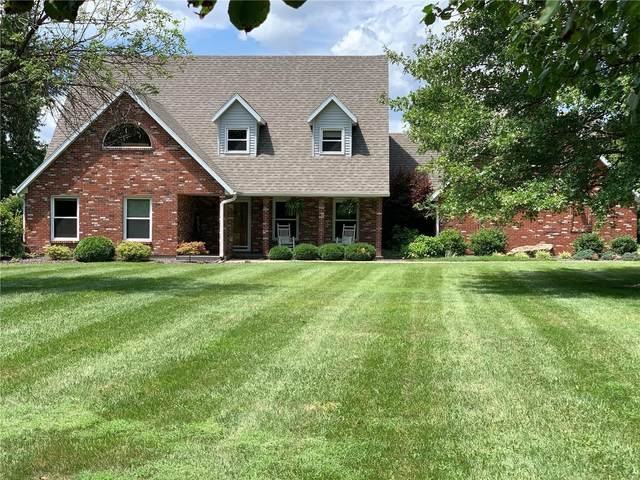 9200 Hwy W, Hannibal, MO 63401 (#20057106) :: The Becky O'Neill Power Home Selling Team