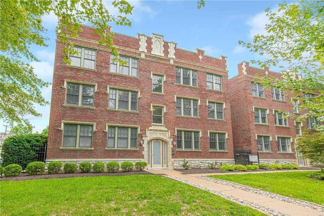 4220 Mcpherson Avenue #102, St Louis, MO 63108 (#20057115) :: RE/MAX Professional Realty