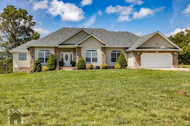 21415 Red Bone Lane, Waynesville, MO 65583 (#20057118) :: The Becky O'Neill Power Home Selling Team