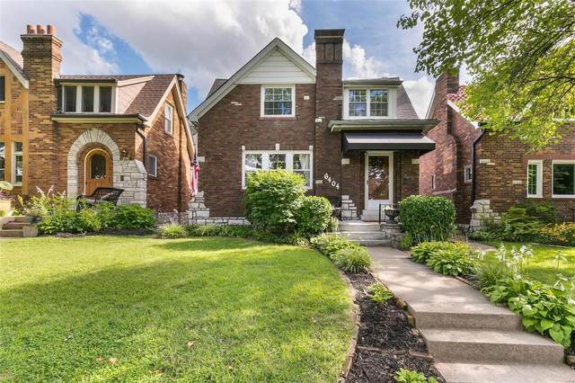 6404 Winona Avenue, St Louis, MO 63109 (#20057135) :: RE/MAX Professional Realty
