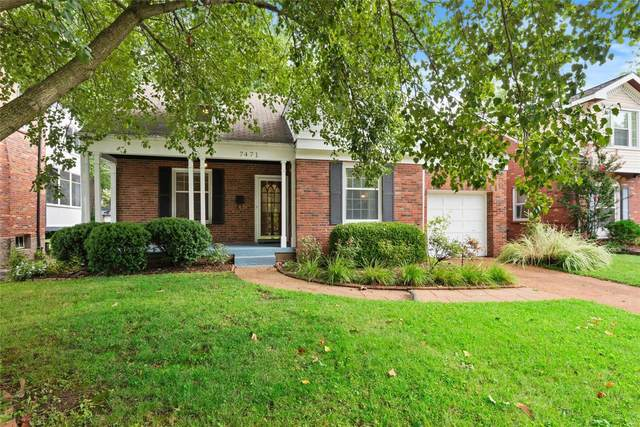 7471 Shaftesbury Avenue, St Louis, MO 63130 (#20057144) :: The Becky O'Neill Power Home Selling Team