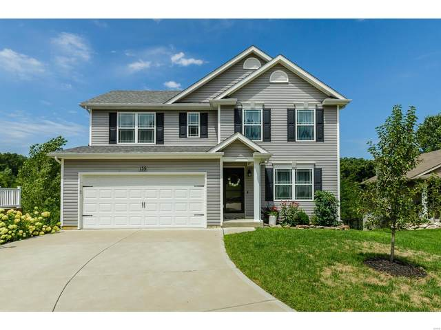 135 Katie Lynn Court, Wentzville, MO 63385 (#20057169) :: Parson Realty Group