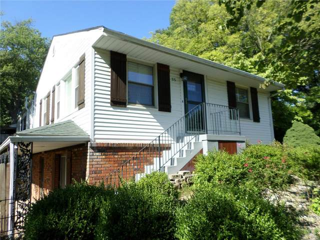 35 Halleck Avenue, Edwardsville, IL 62025 (#20057172) :: Parson Realty Group