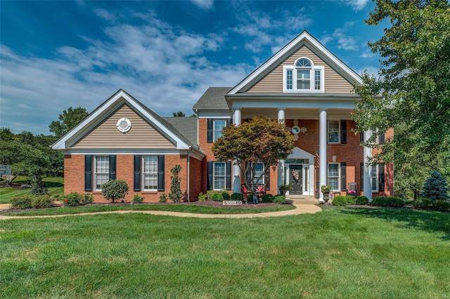 17423 Highland Way Drive, Wildwood, MO 63005 (#20057187) :: Kelly Hager Group | TdD Premier Real Estate