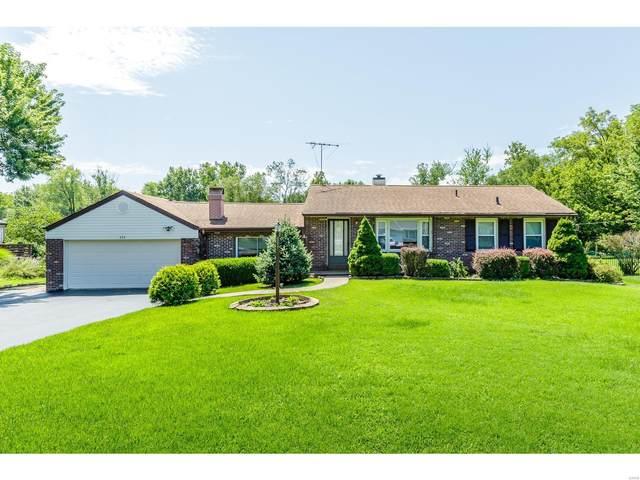 Ballwin, MO 63021 :: The Becky O'Neill Power Home Selling Team