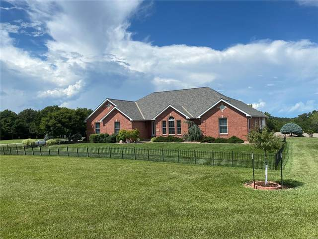 778 Tyler Branch Road, Perryville, MO 63775 (#20057252) :: Clarity Street Realty