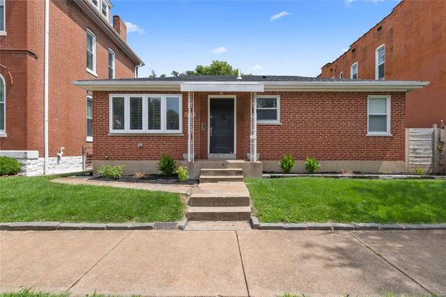 2318 S Compton Avenue, St Louis, MO 63104 (#20057253) :: The Becky O'Neill Power Home Selling Team
