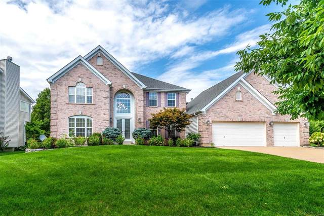 15247 Nooning Tree Court, Chesterfield, MO 63017 (#20057264) :: The Becky O'Neill Power Home Selling Team