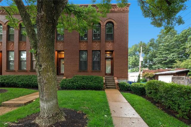 23 N Boyle Avenue, St Louis, MO 63108 (#20057285) :: The Becky O'Neill Power Home Selling Team