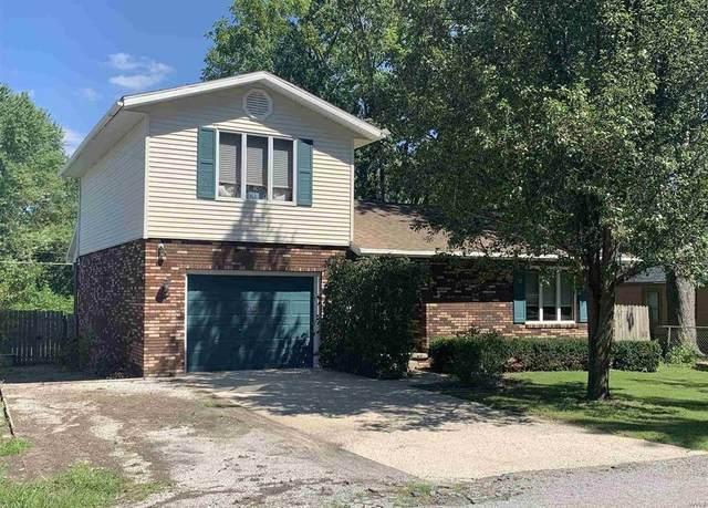705 N Taft Street, MARION, IL 62959 (#20057295) :: Realty Executives, Fort Leonard Wood LLC