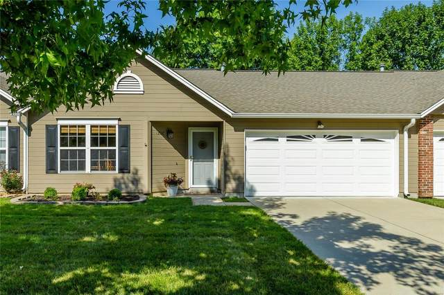 1359 Kyle Drive C, Saint Charles, MO 63304 (#20057298) :: The Becky O'Neill Power Home Selling Team