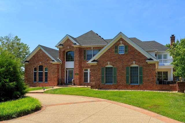 2301 N Ballas Road, St Louis, MO 63131 (#20057305) :: Parson Realty Group