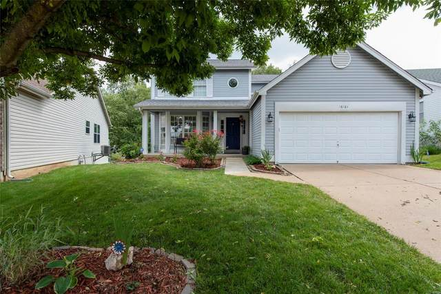 16764 Hickory Crest Drive, Wildwood, MO 63011 (#20057314) :: Kelly Hager Group | TdD Premier Real Estate