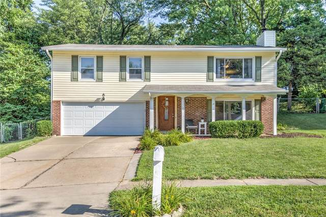 12706 Glenette Drive, Maryland Heights, MO 63043 (#20057339) :: Parson Realty Group