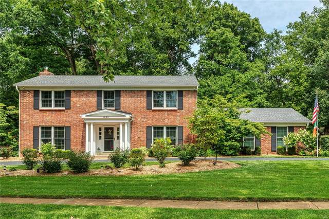 1842 Newburyport Road, Chesterfield, MO 63005 (#20057342) :: St. Louis Finest Homes Realty Group