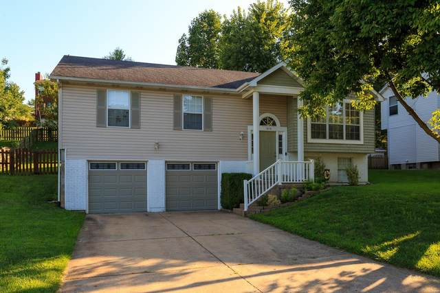 1676 Bayberry Lane, Barnhart, MO 63012 (#20057344) :: Clarity Street Realty