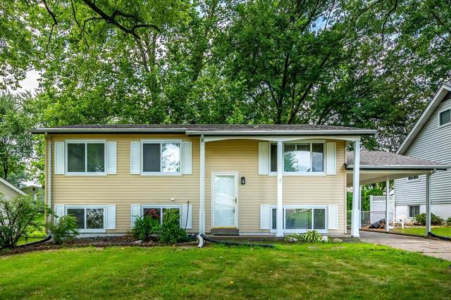 1910 Bobbinray Avenue, Florissant, MO 63031 (#20057345) :: The Becky O'Neill Power Home Selling Team
