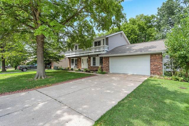 4143 Attleboro Court, Saint Charles, MO 63304 (#20057348) :: The Becky O'Neill Power Home Selling Team