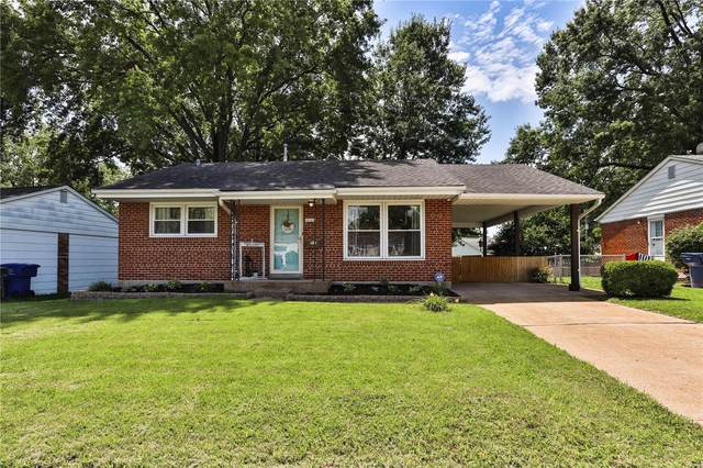 4040 Robert Avenue, St Louis, MO 63116 (#20057377) :: The Becky O'Neill Power Home Selling Team
