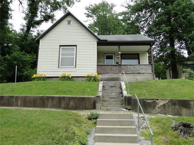 620 Hazel St., Hannibal, MO 63401 (#20057390) :: Parson Realty Group