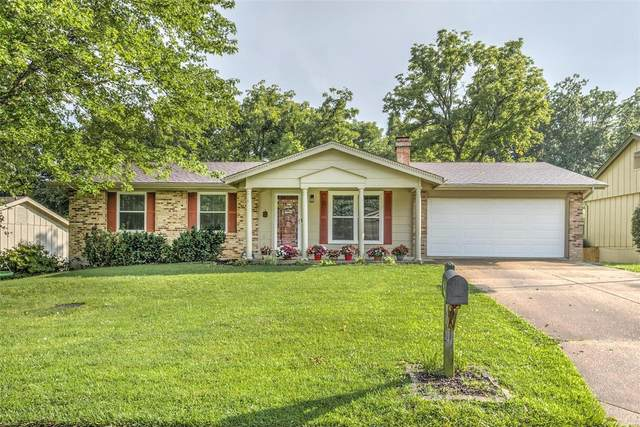 65 Crescent Hills Drive, Saint Peters, MO 63376 (#20057426) :: The Becky O'Neill Power Home Selling Team