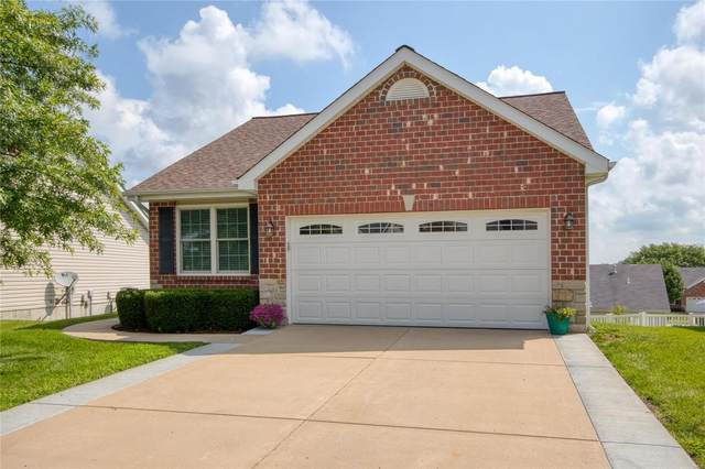 142 Granite, Wentzville, MO 63385 (#20057445) :: St. Louis Finest Homes Realty Group