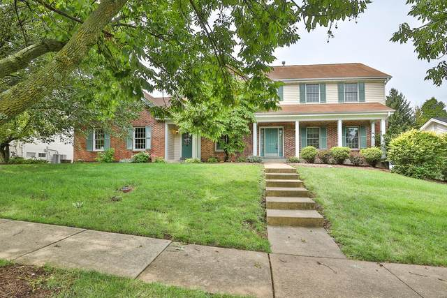 949 Burgundy Lane, Manchester, MO 63011 (#20057465) :: Parson Realty Group
