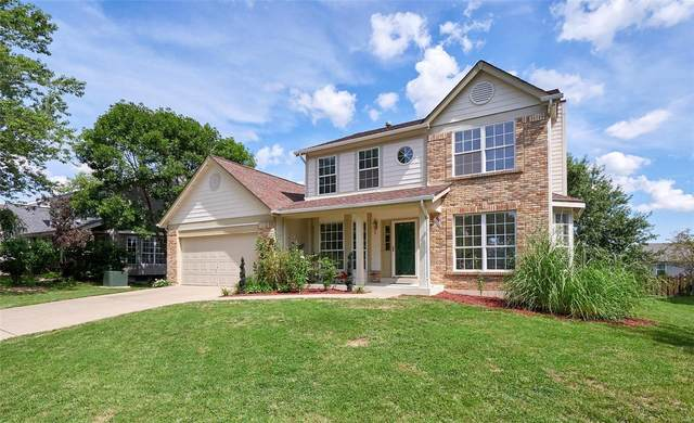 7227 Watsons Parish, O'Fallon, MO 63368 (#20057468) :: The Becky O'Neill Power Home Selling Team