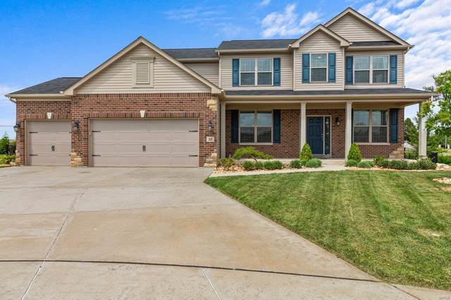 252 Oakhurst Circle, O'Fallon, MO 63368 (#20057476) :: Kelly Hager Group | TdD Premier Real Estate