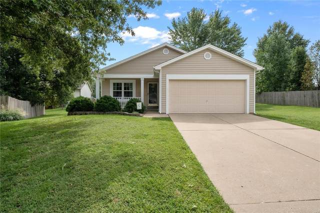 6 Summersong Court, O'Fallon, MO 63366 (#20057486) :: Parson Realty Group