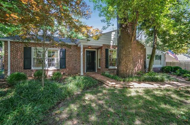 14 Fleetwood Drive, St Louis, MO 63124 (#20057487) :: The Becky O'Neill Power Home Selling Team