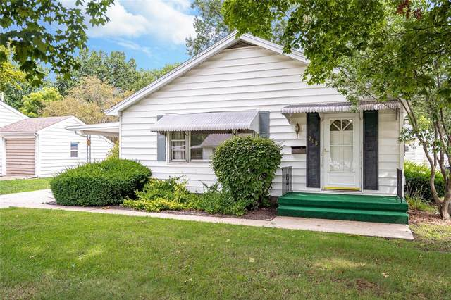 705 E Clark Street, LITCHFIELD, IL 62056 (#20057523) :: The Becky O'Neill Power Home Selling Team