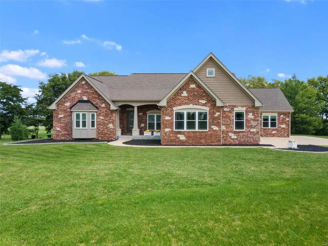 310 S Jessie Court, Wentzville, MO 63385 (#20057534) :: The Becky O'Neill Power Home Selling Team