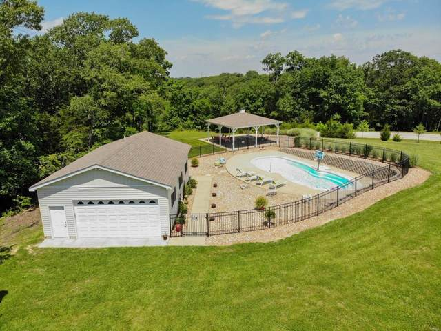 0 Thiebes-9.5 Acres Pool Lot, Labadie, MO 63055 (#20057558) :: Century 21 Advantage
