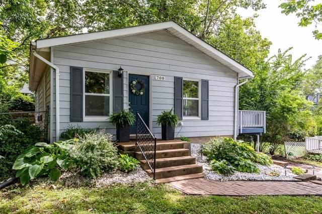 708 Edna Avenue, Kirkwood, MO 63122 (#20057568) :: Parson Realty Group