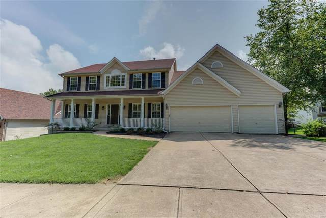 579 John Meyer Drive, Saint Charles, MO 63304 (#20057618) :: St. Louis Finest Homes Realty Group