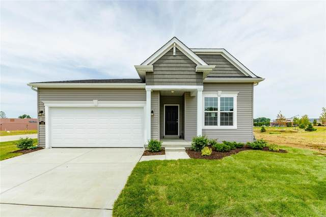 120 Rhythm Point Drive, Saint Peters, MO 63376 (#20057622) :: Parson Realty Group