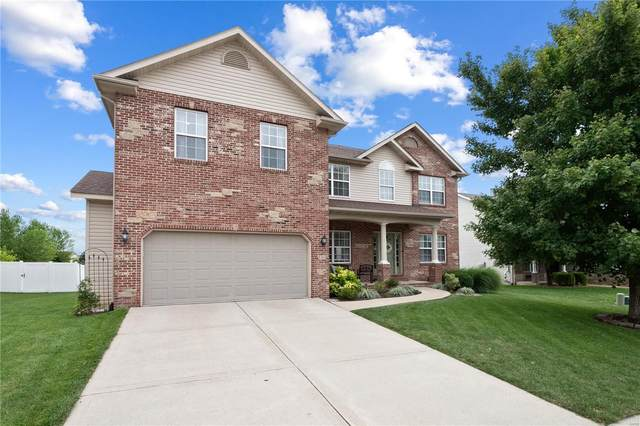 880 Allenbrook Avenue, O'Fallon, IL 62269 (#20057639) :: The Becky O'Neill Power Home Selling Team