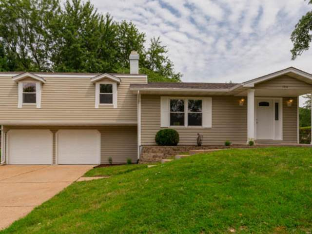 1918 Peach, Saint Peters, MO 63376 (#20057644) :: Parson Realty Group