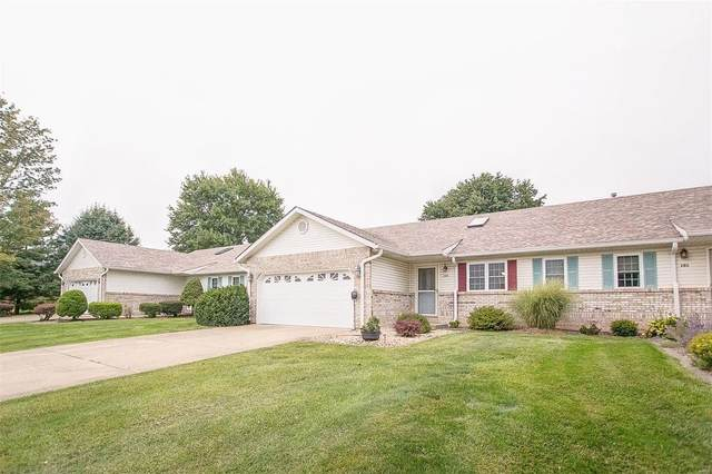 103 An Ja Lo Drive, Maryville, IL 62062 (#20057686) :: The Becky O'Neill Power Home Selling Team